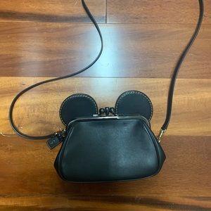 COACH Mickey Mouse Purse